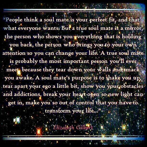 Quotable: Soulmates