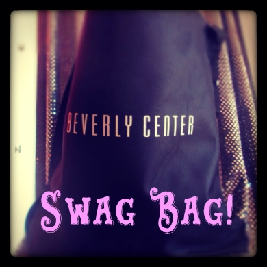 Swag bag, what!