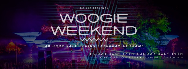 Woogie Weekend 48 Hour sale
